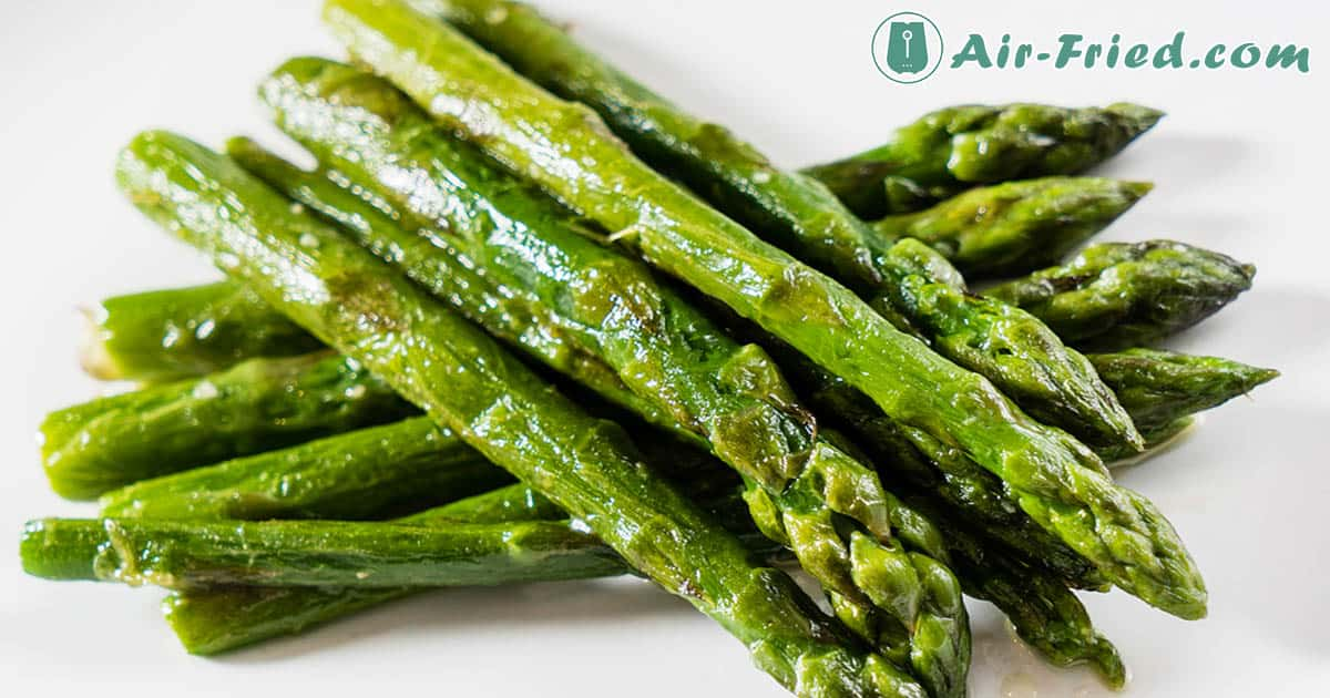 Easy and Delicious Air Fryer Asparagus Recipe