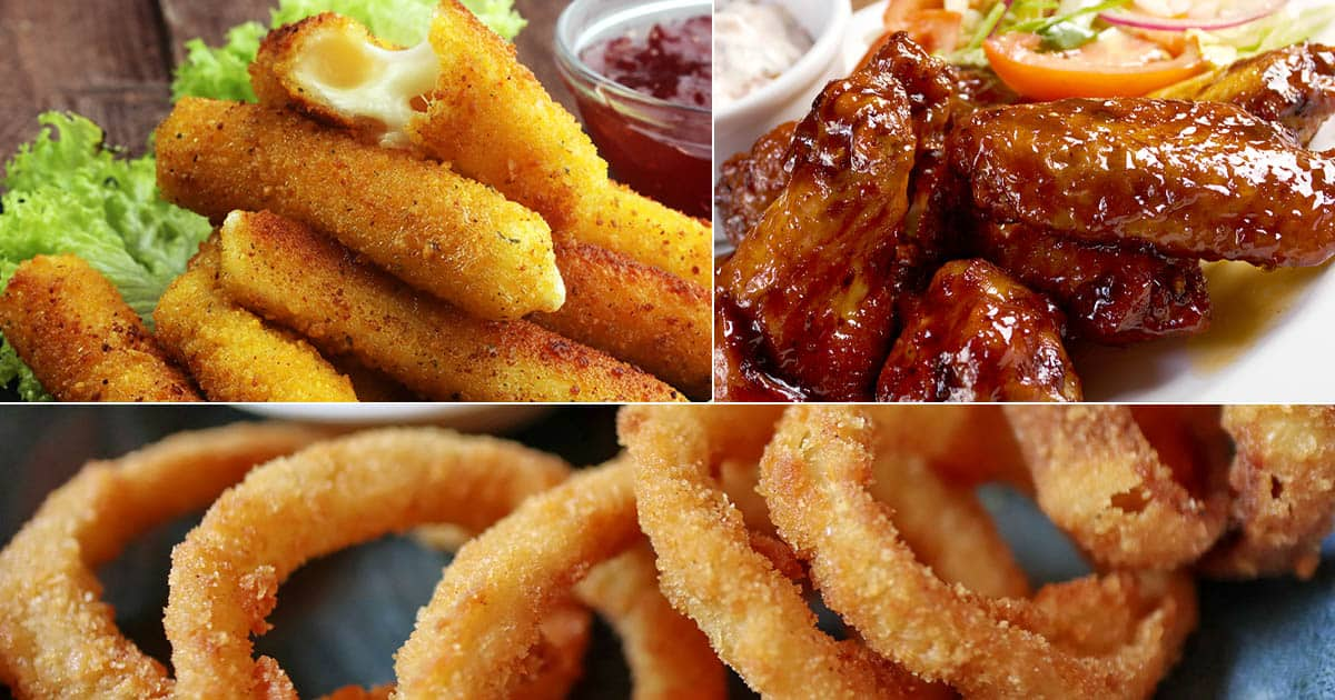 Frozen Food Air Fryer Recipes