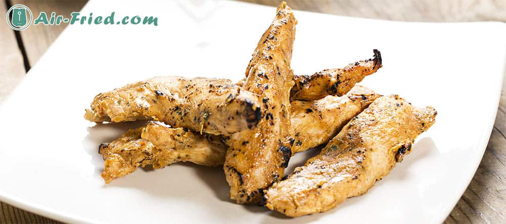 Non Breaded Chicken Tenders